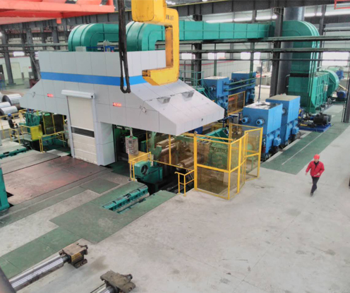 1450mm 6-roll Reversing Cold Rolling Mill