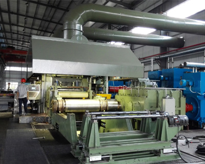 1450mm partial 8-roll cold rolling mill for stainless steel
