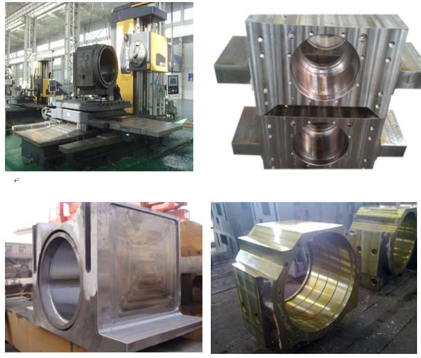 roller bearing base
