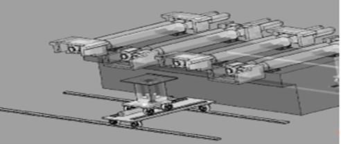 split roller machine
