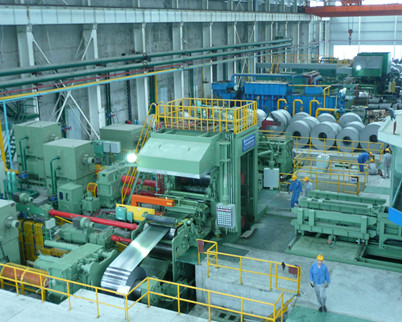 650mm 4 Hi Cold rolling mill