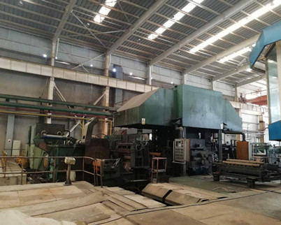 Second Hand 1450mm 12hi Cold Rolling Mill