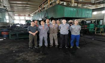 650mm 6hi 5 Continuous Cold Rolling Mill Project starts.