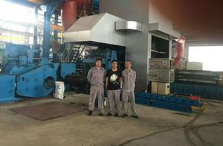 Southeast Asia  Vienam  cold  roll mill model 1422 project line